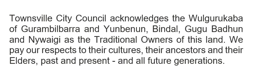 Traditional Owners Acknowledgement