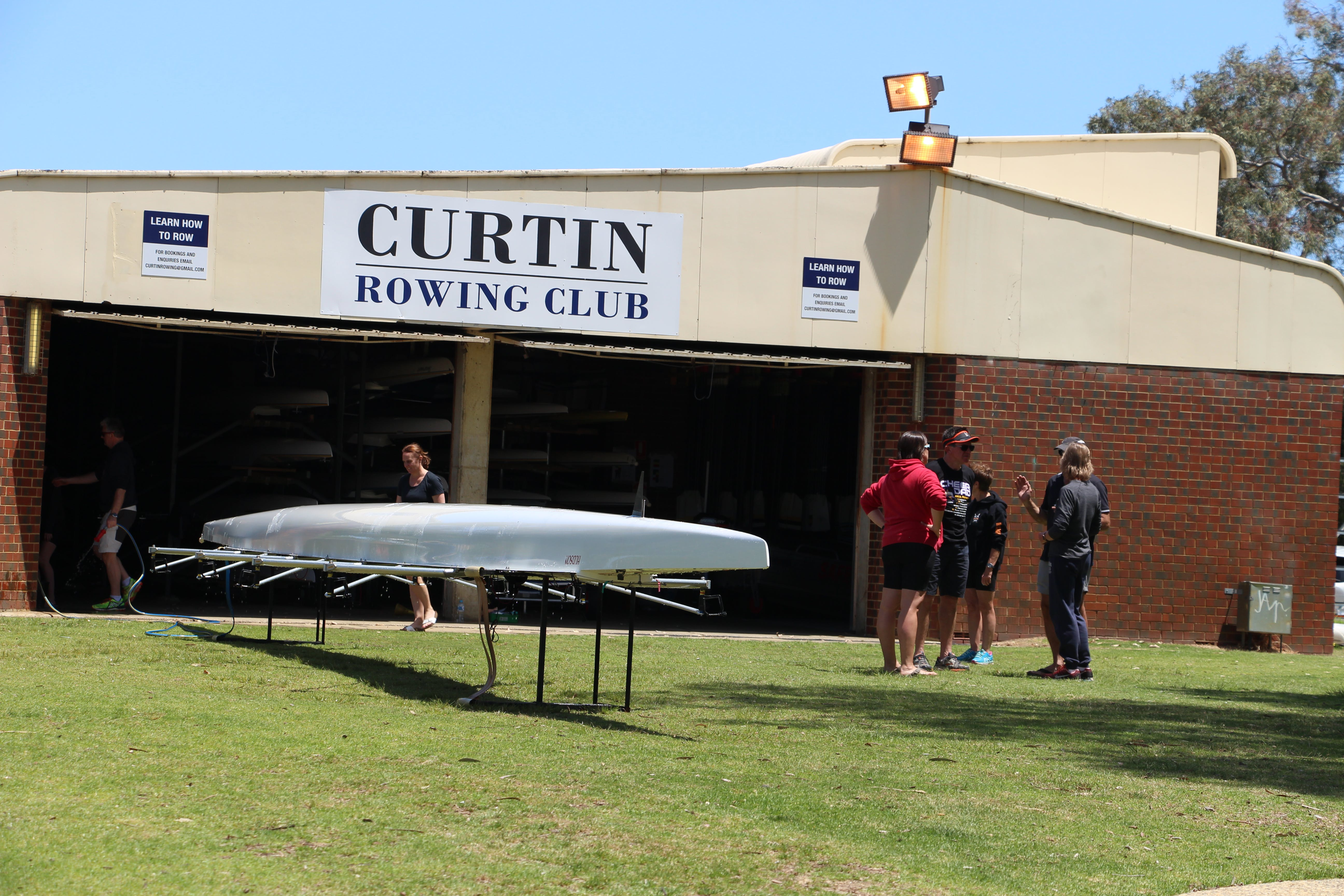 Curtin Rowing Club