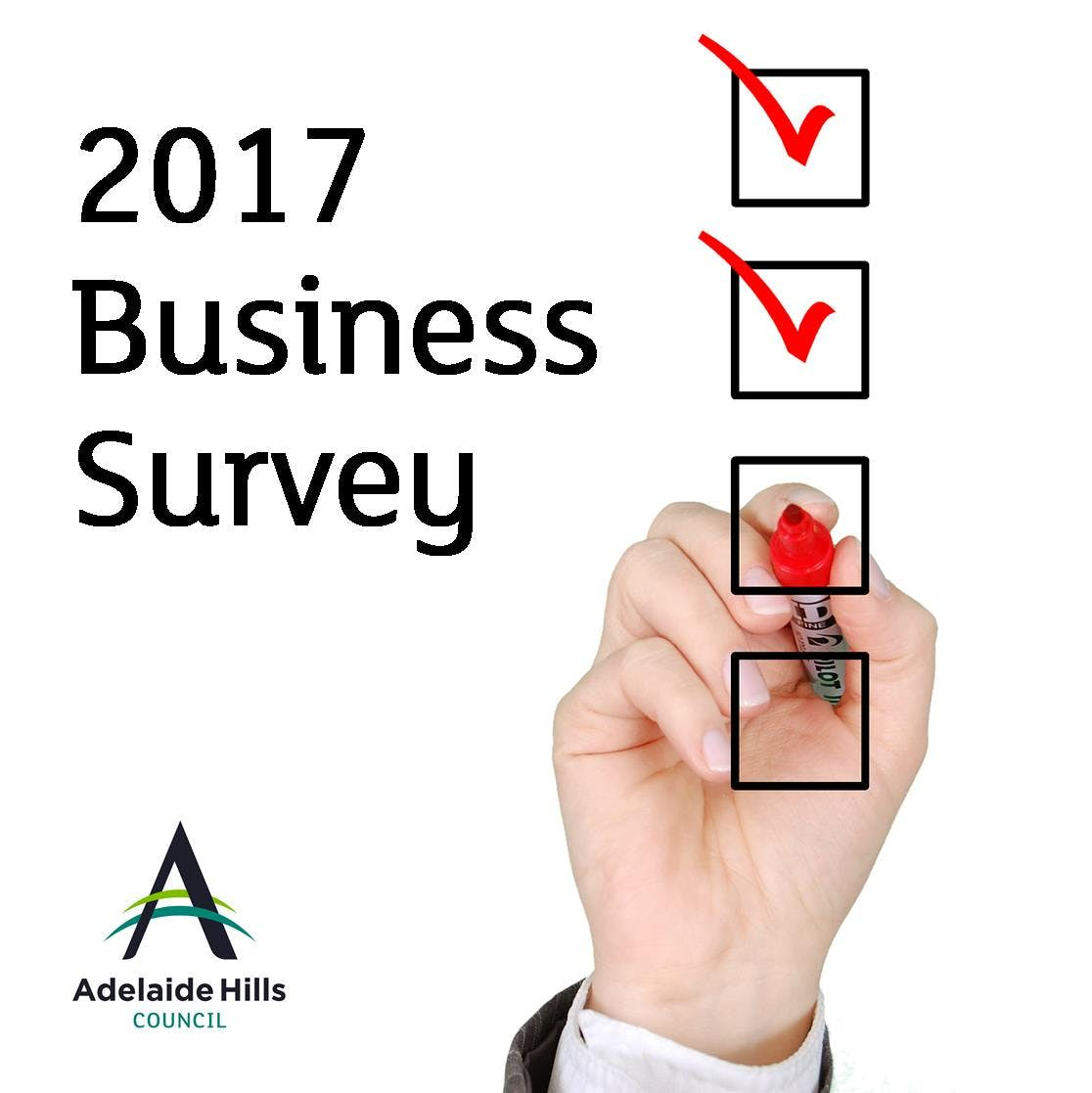 2017 business survey tile