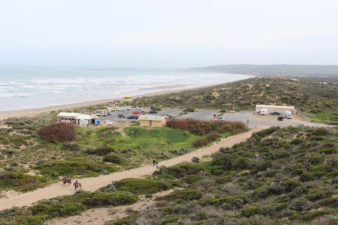 Goolwa beach