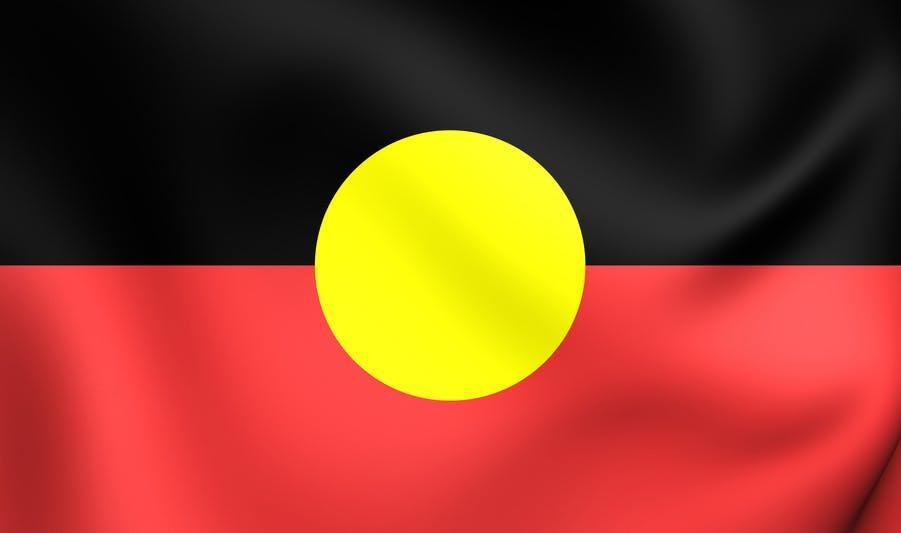 Aboriginal Flag2