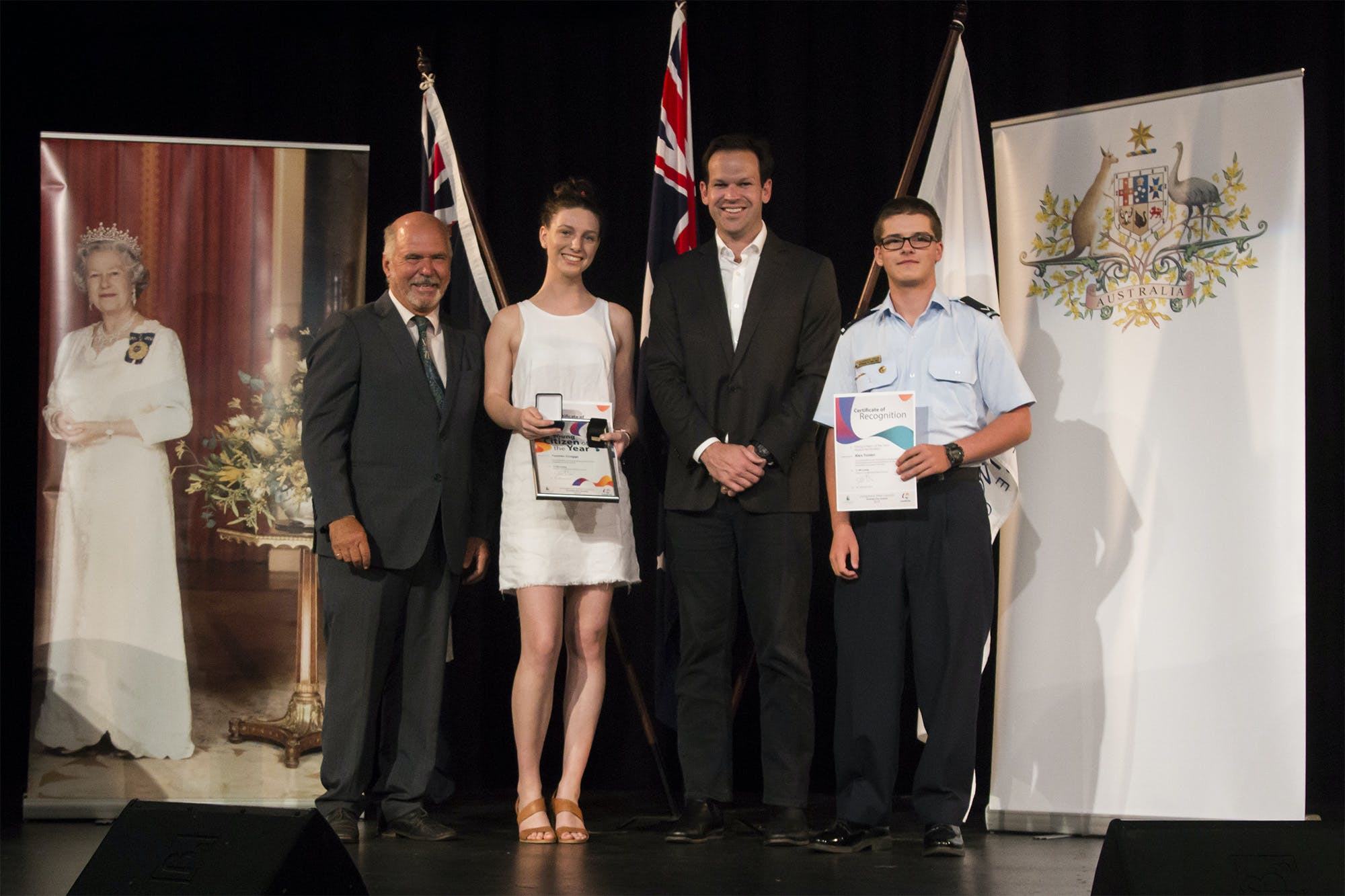 Livingstone Shire Council Australia Day Awards   Young Citizen Of The Year Nominees