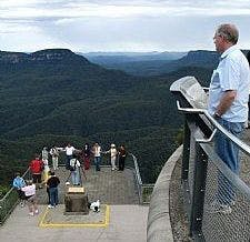 Echo Point precinct