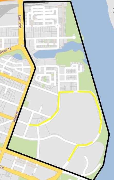 East Perth Stadium Management - Area 1