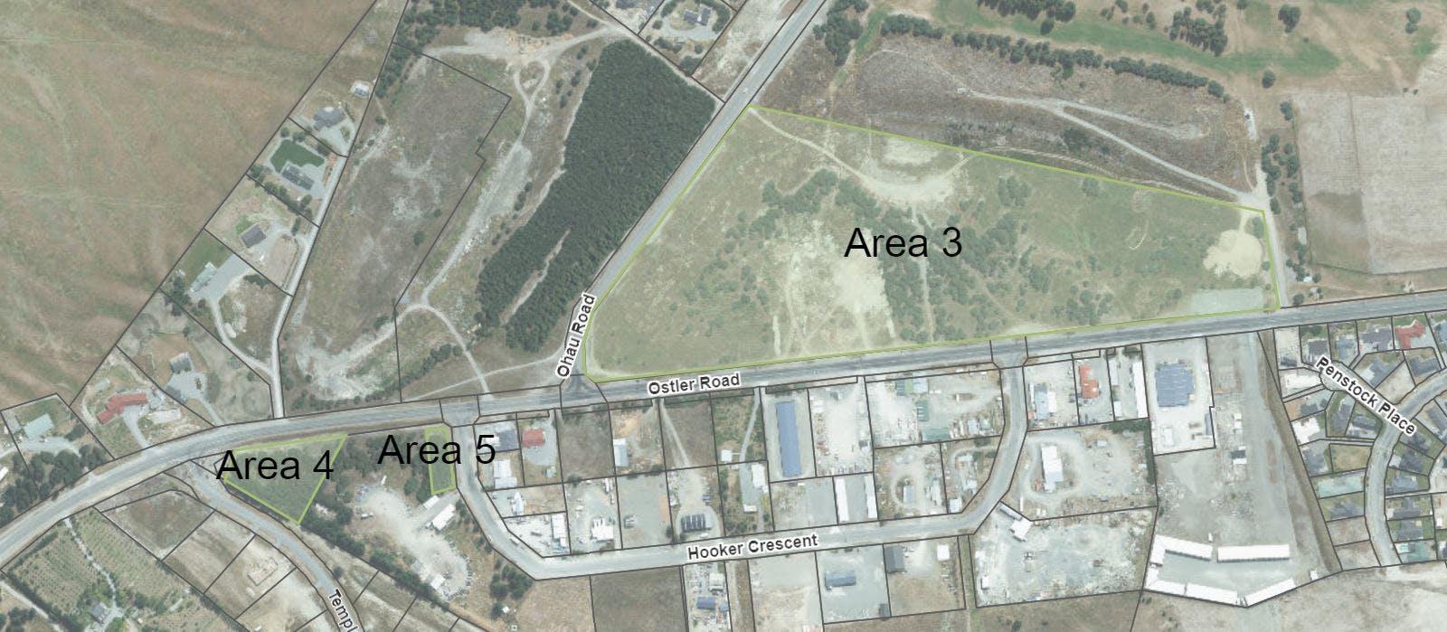 Revised Map 2 - Ostler Road