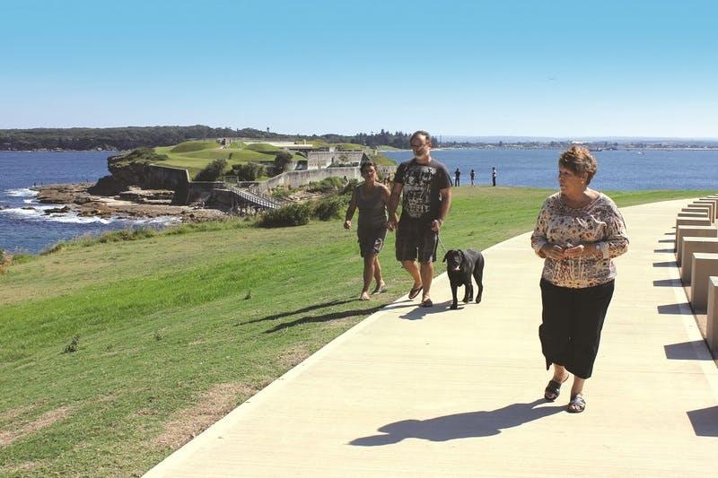 La Perouse Coastal Walkway