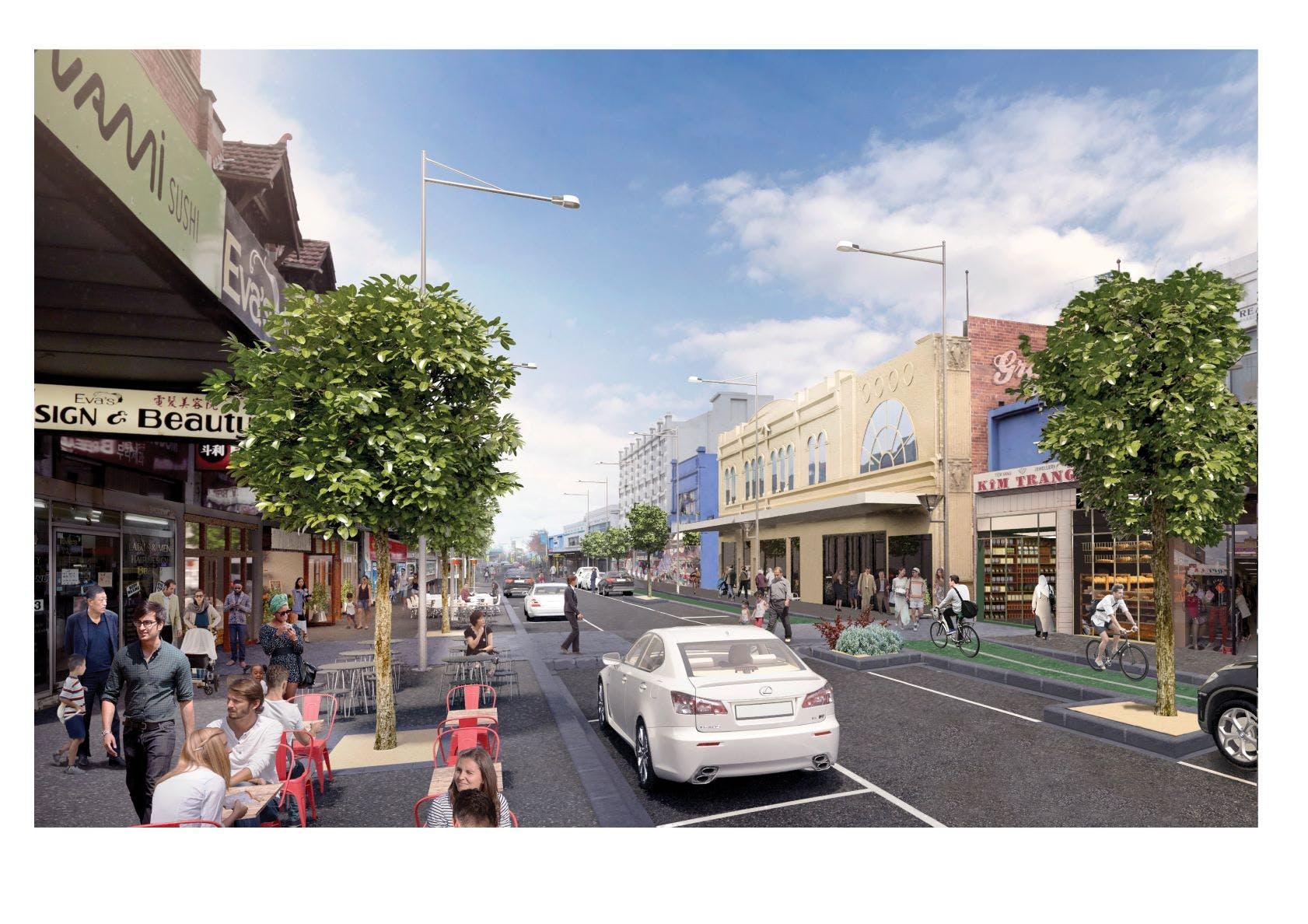 Paisley  street consultation image sm
