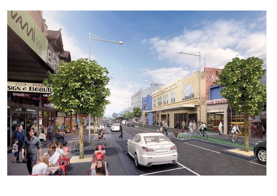 Paisley  street consultation image sm