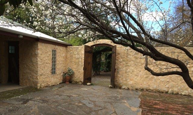 Bungala House Courtyard