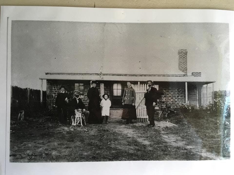 Aitchson house