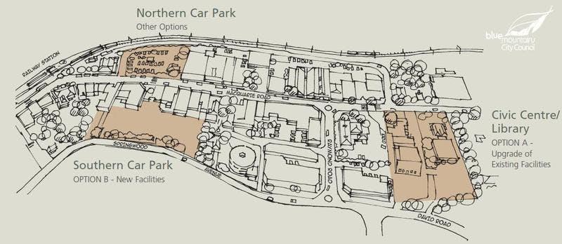 Springwood Town Centre Key Sites