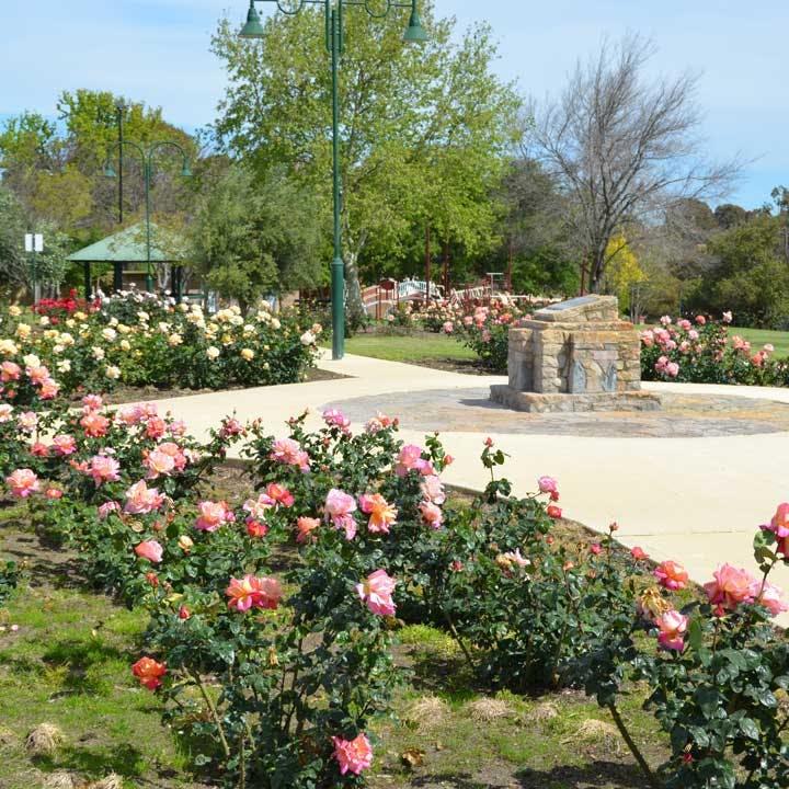 Peace Memorial Rose Gardens
