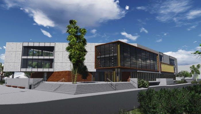 Community Centre Concept