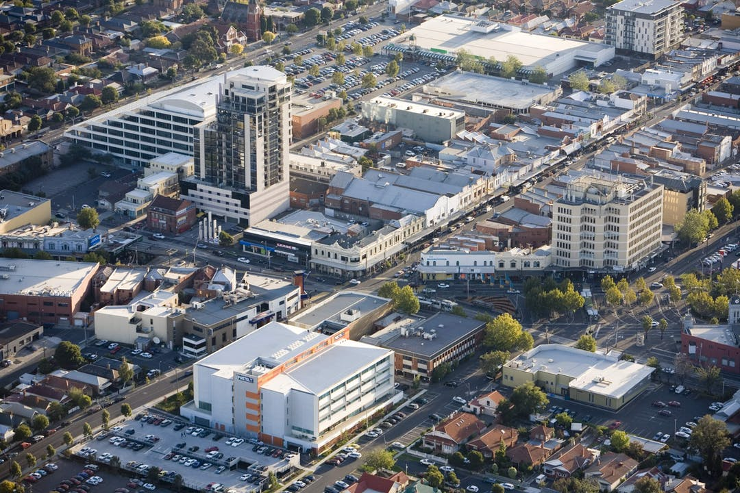 Amendment C207moon - MPAC to 2040: Moonee Ponds Activity Centre Local Plan