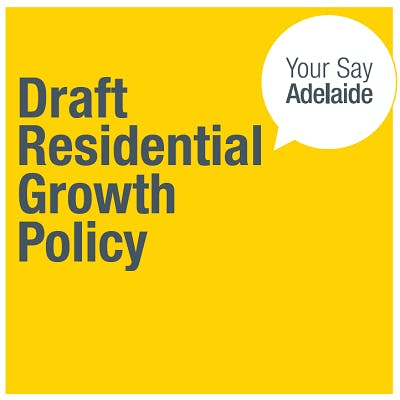 Residential growth policy logo