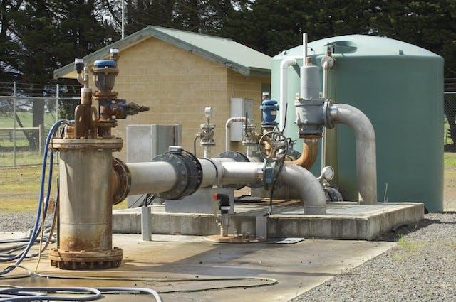 Barwon Downs groundwater bore