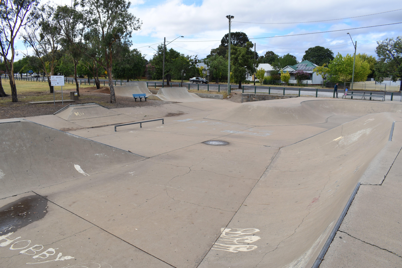 Mudgee Skate Park February 2018