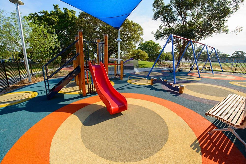 John Calopedos Memorial Playground, Kensington Park