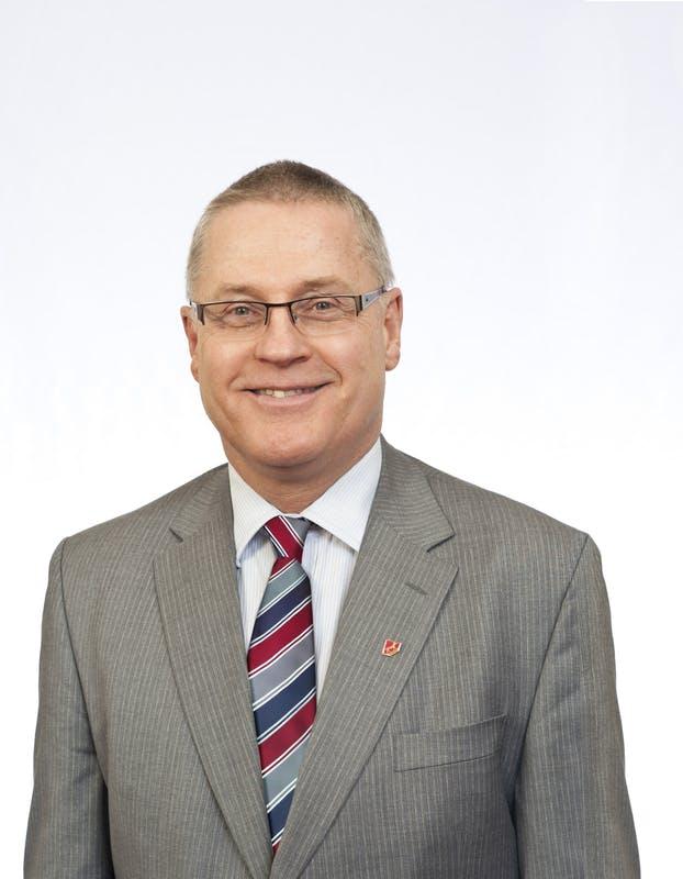 General Manager Robert Dobrzynski