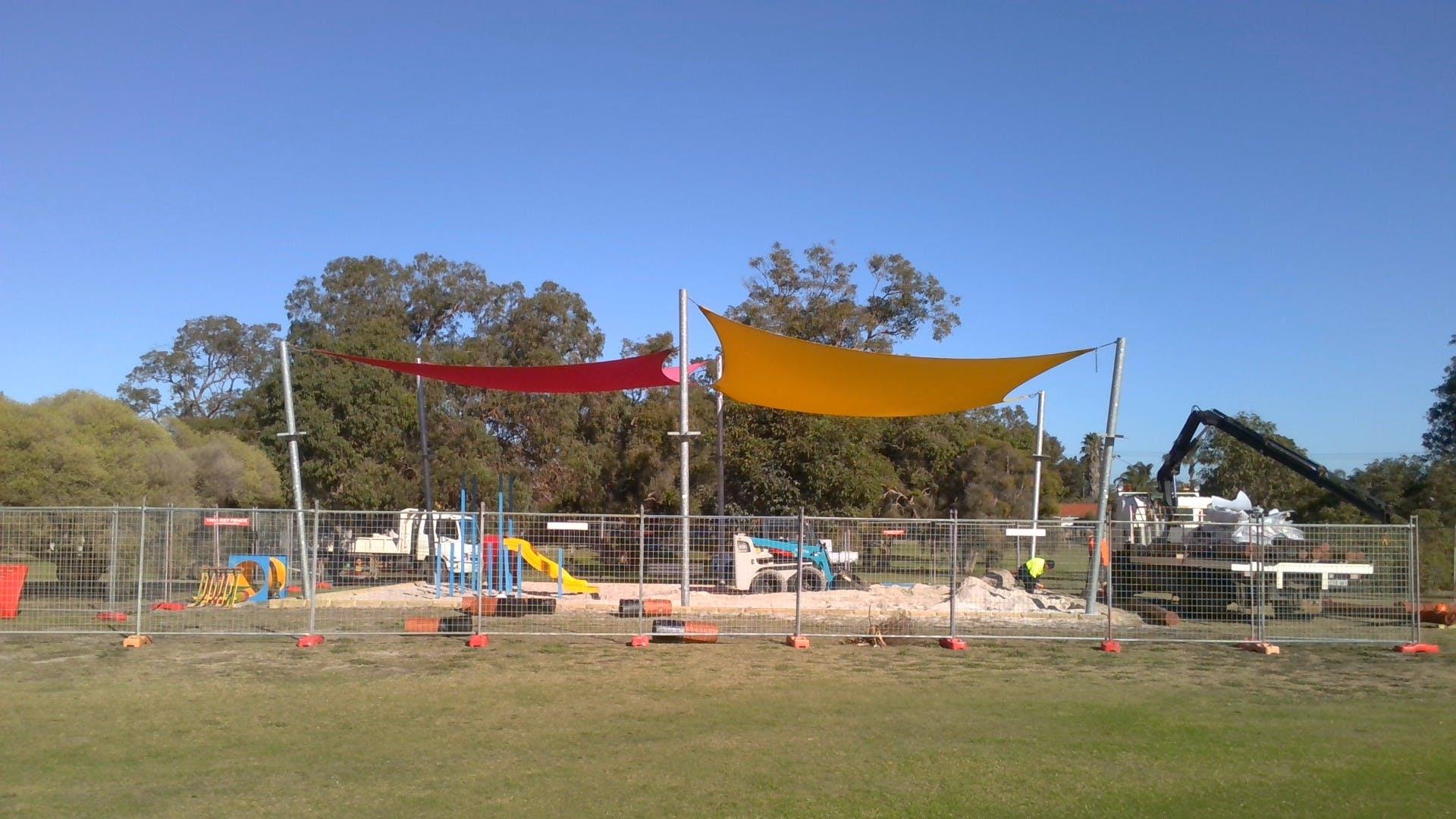 Ferndale Park playground 2