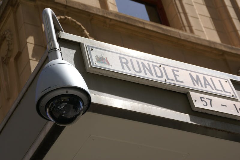 CCTV Rundle Mall
