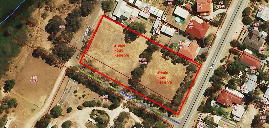 Steele Road Reserve Community Land Management Plan