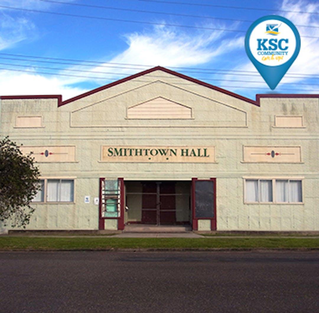 Smithtown hall