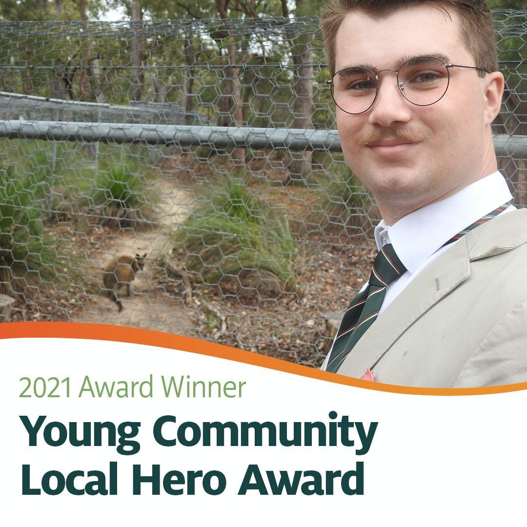 Local Hero Benjamin Hughes