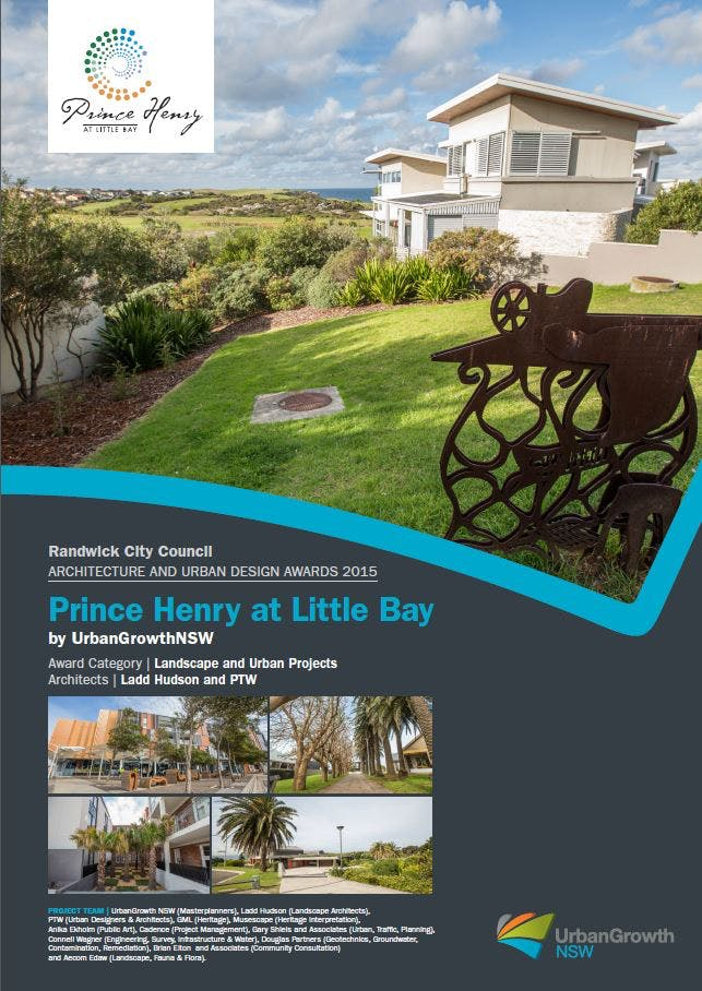 Prince Henry Site at Little Bay