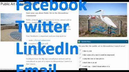 Alexandrina Council social media