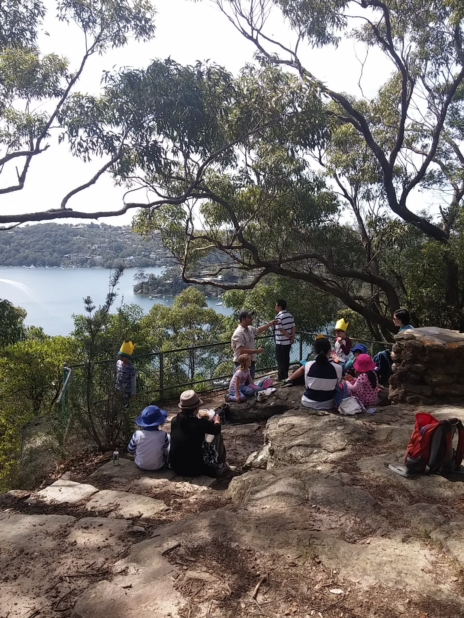 Guided School Holiday Bushwalk   Harold Reid Reserve   6 Oct 2016  (13)