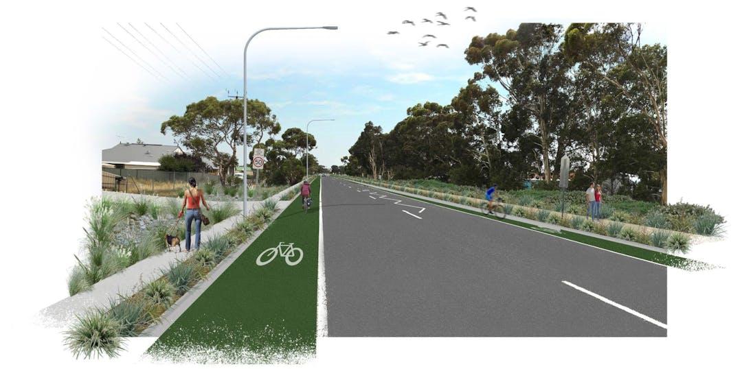 Swanport Road Draft Master Plan