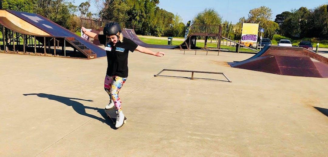 Bairnsadle skatepark   web