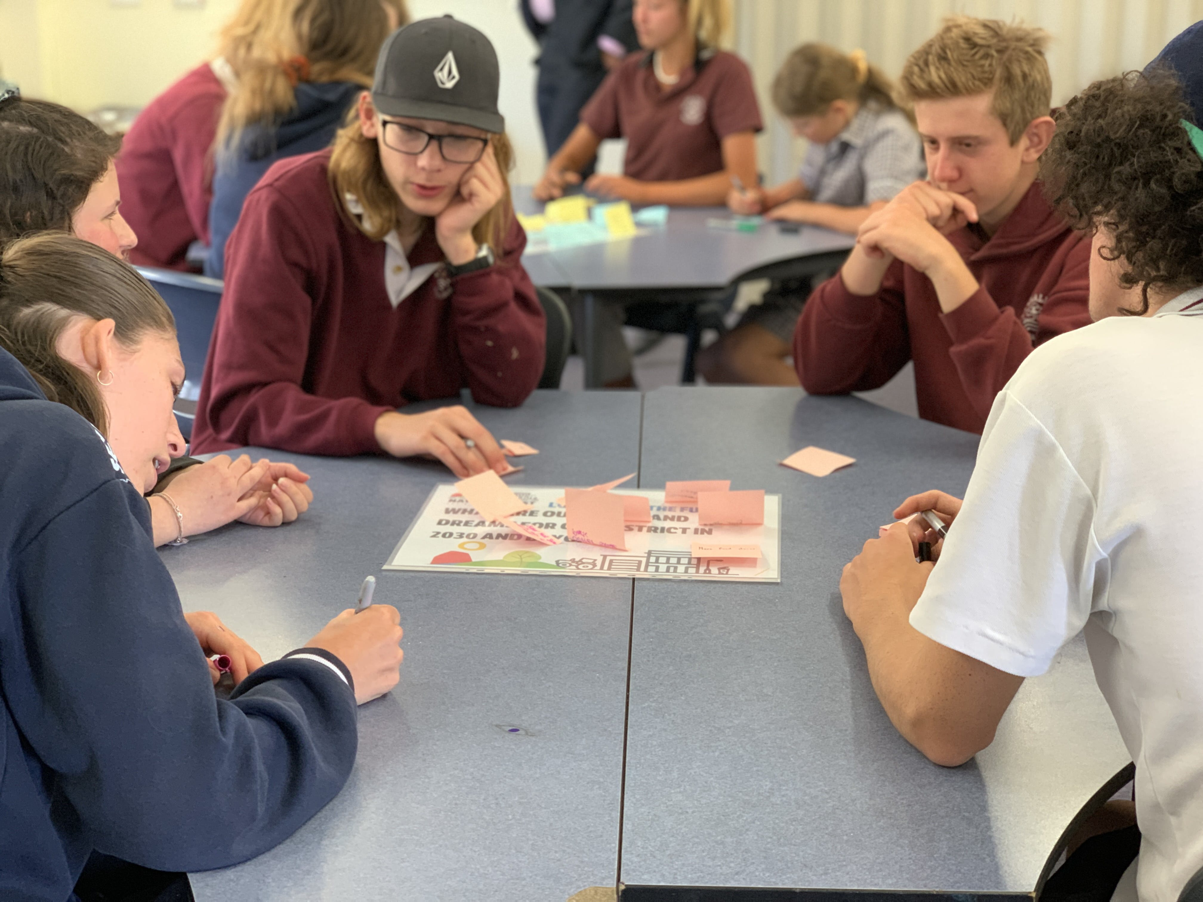 Yankalilla Area School Student Forum