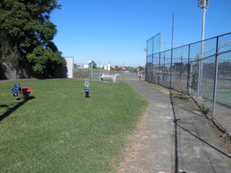 Existing Playground Equipment