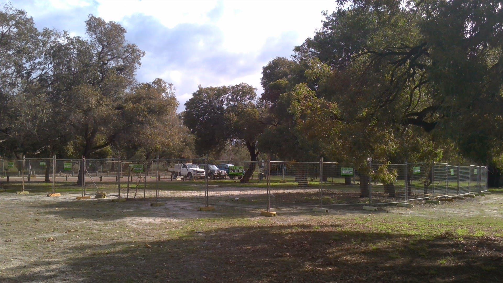 Ferndale Park progress photo 1