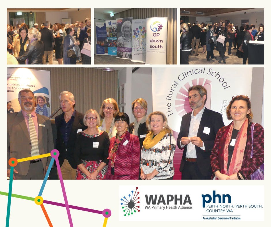 SW Health Professionals Network Launch