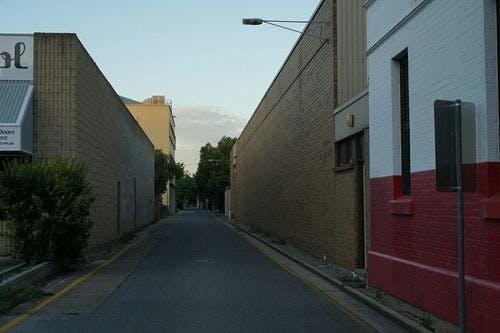 Crawford lane - current image