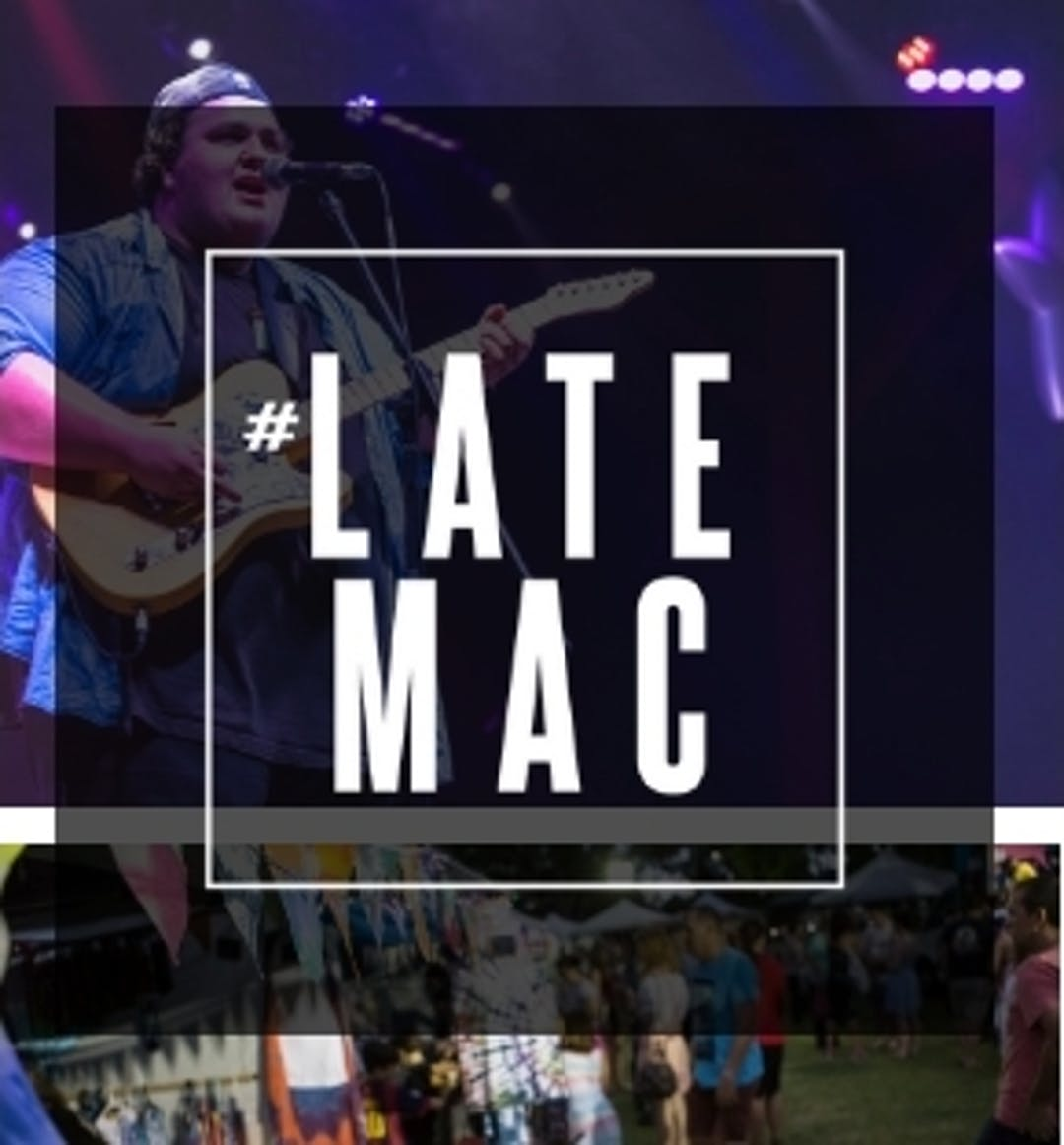 Latemac tile for shape lake mac
