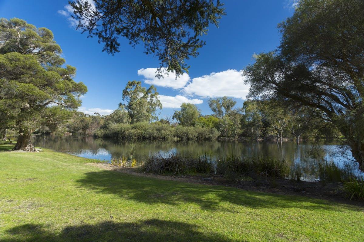 Neil McDougall Lake