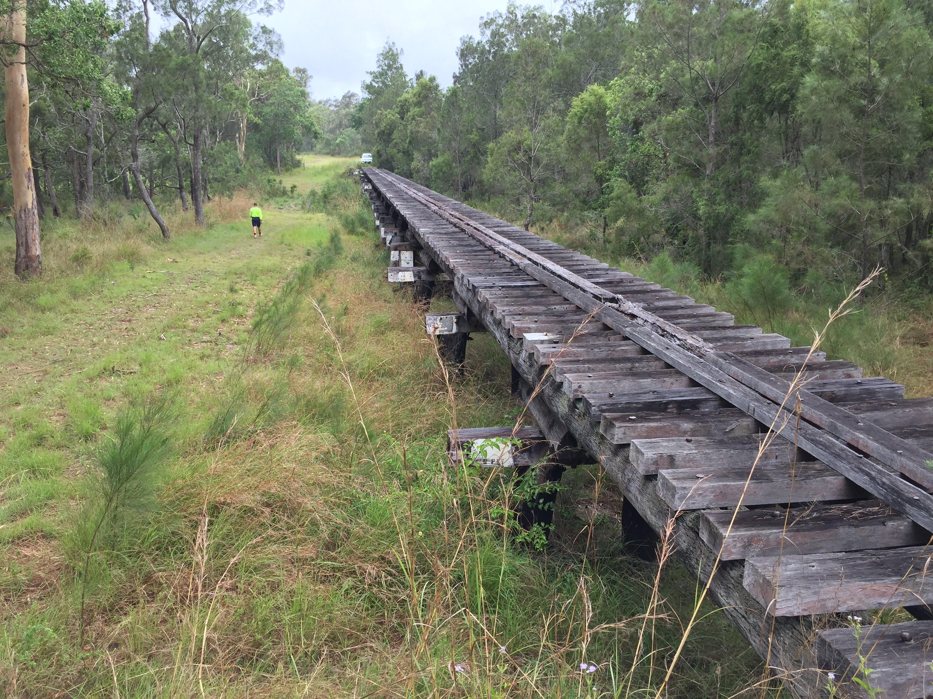 Capricorn Coast Pineapple Rail Trail (Yeppoon to Mount Chalmers)