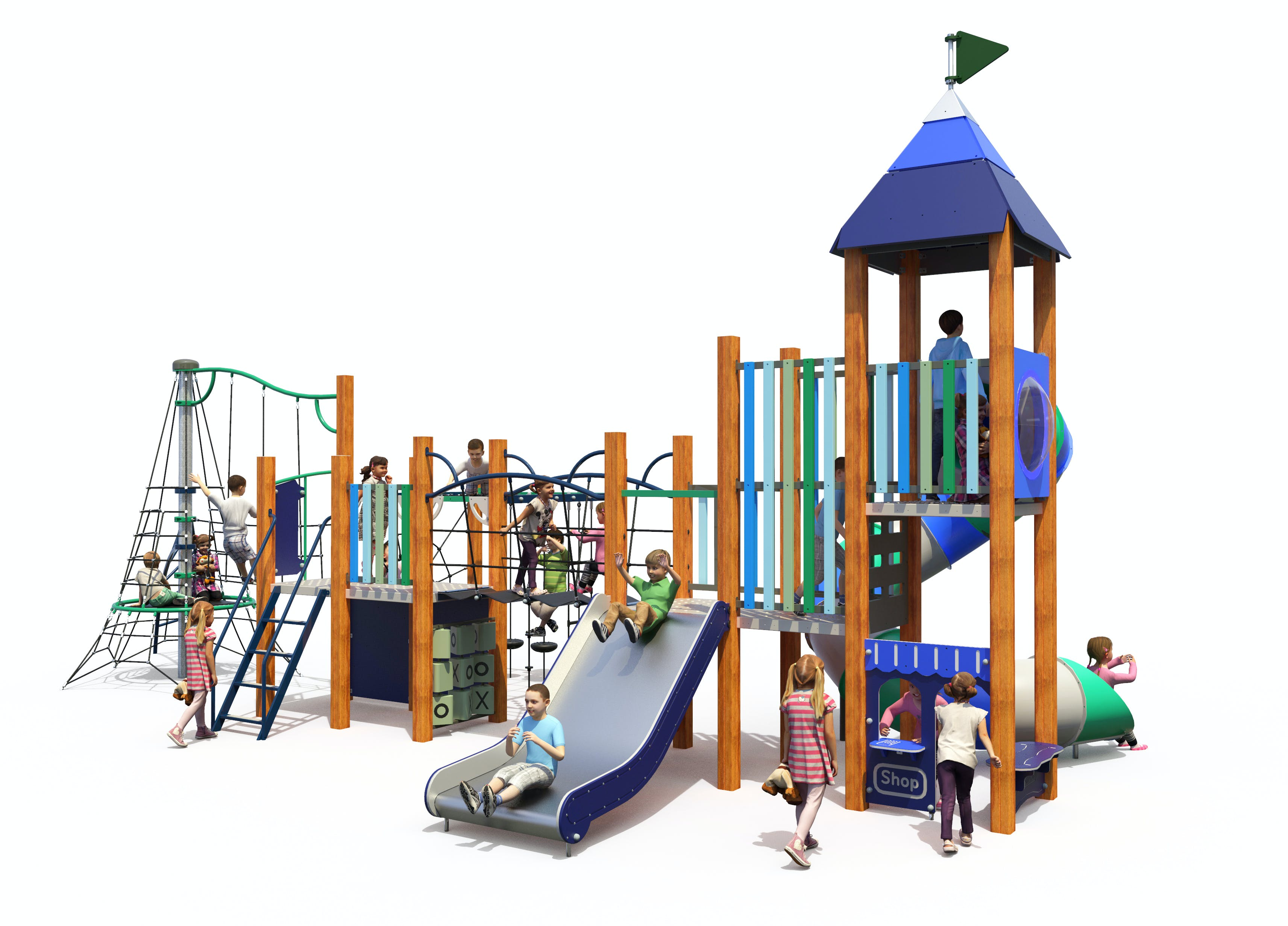 Playground image front