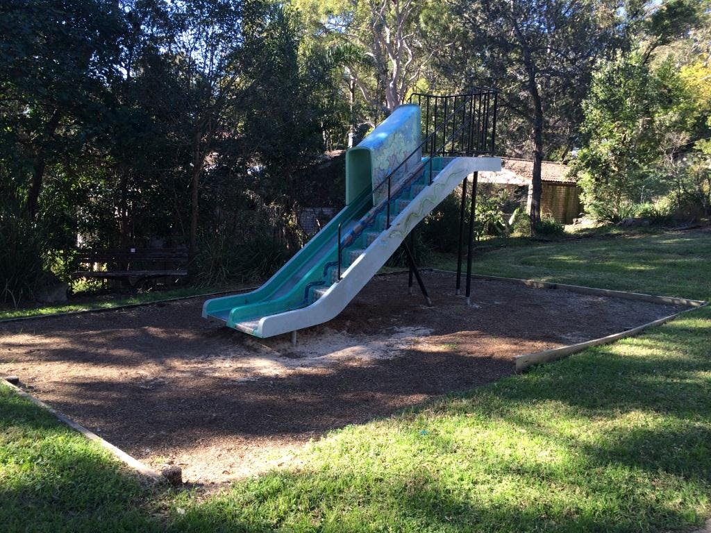 Existing Play Equipment