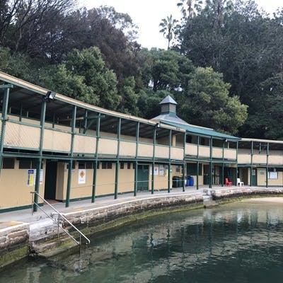 Dawn Fraser Baths