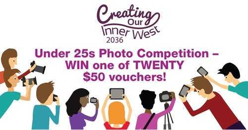 Under 25s photo competition