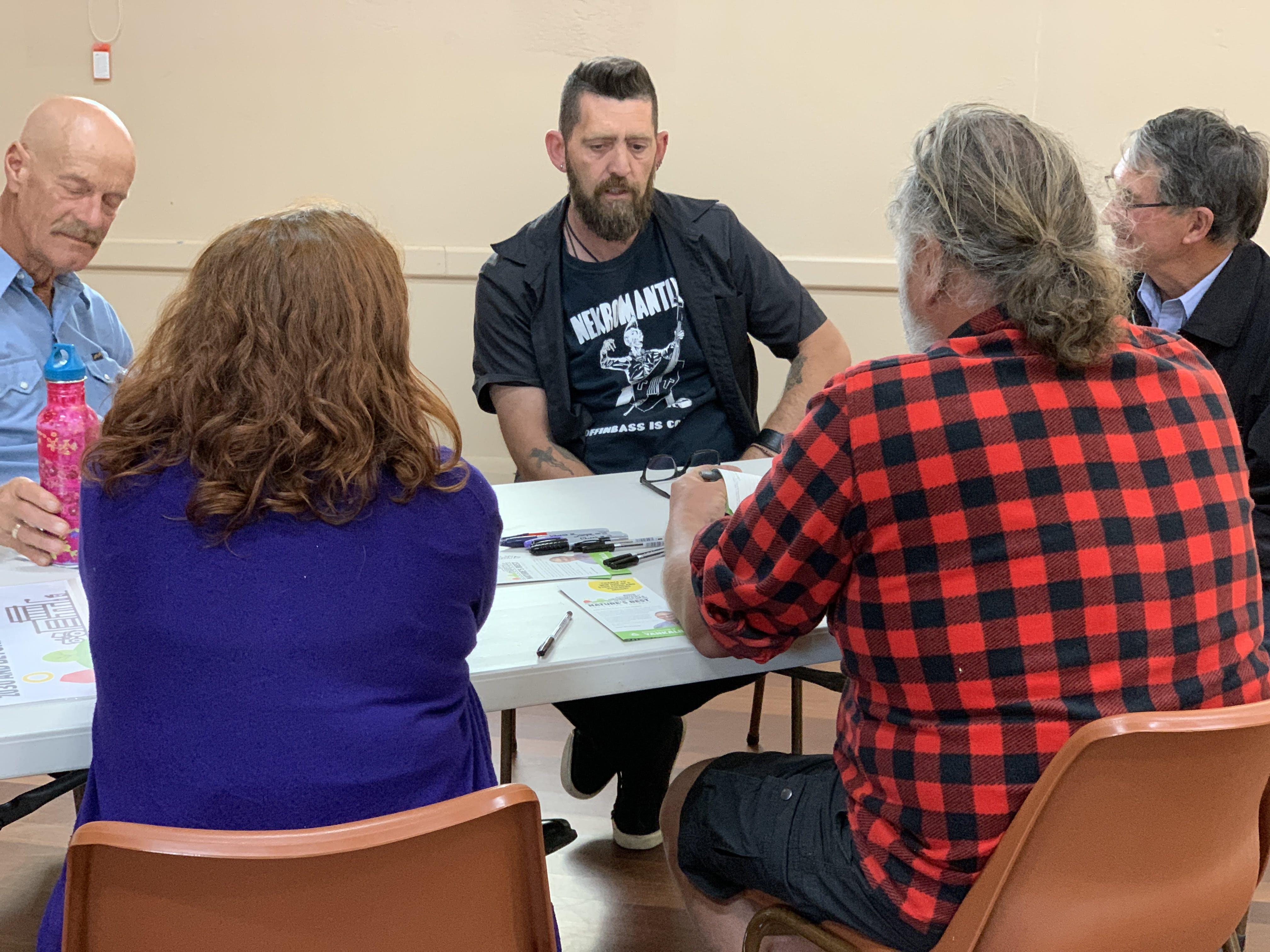 Inman Valley Community Forum