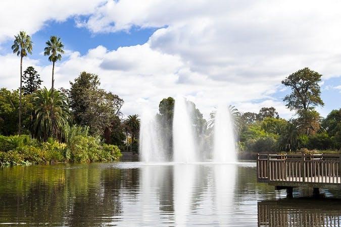 Queens Park, Moonee Ponds.