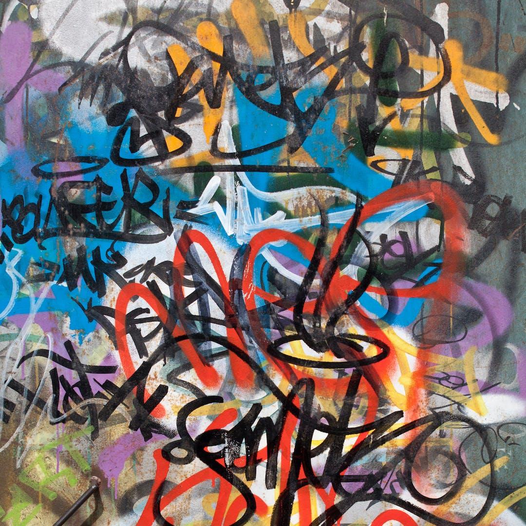 Graffiti ykys
