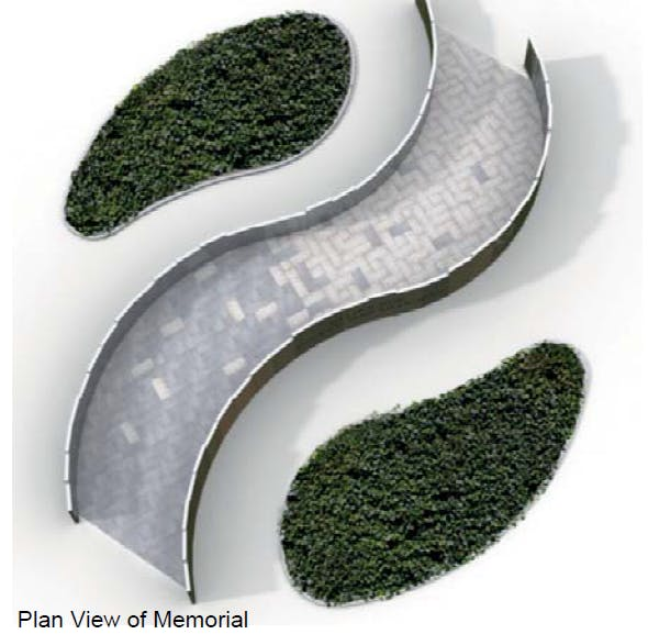 Concept Plan providing detail of paving