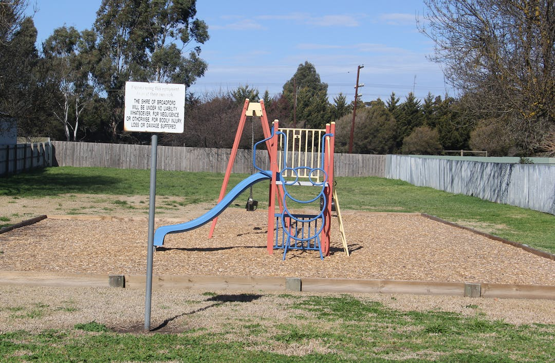 You have the chance to help decide what playground equipment is included in the Sutherland Street Reserve upgrade.